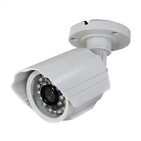 Waterproof CCTV camera with night vision