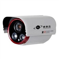 Waterproof Camera with IR Array LED and 70M IR Distance