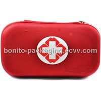 Waterproof EVA Carry First Aid Kits Case