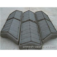 Wave Type Wire Mesh Demister