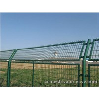 Welded Framed Fence