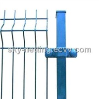 Pvc coated wire fencing (china factory)