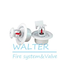White Color Fire Sprinkler