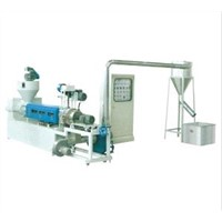 Wind Cooling Hot Cutting Plastic Recycling Machine (EN-SJ)