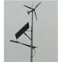 Wind Solar Hybrid LED Street Light (300W-500W)