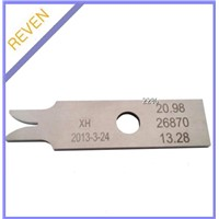 Wire stripping blade(20.98-26870-13.28)