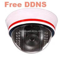 Wireless IR dome IP Camera KW-IP9111W