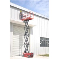XE-series electric self-propelled scissor lift