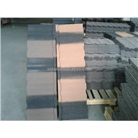 Xida Stone Coated Metal Roof Tile - Mixed Color