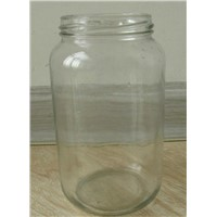 Xuzhou 380ml honey glass jar glass bottle