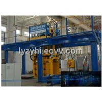 ZYB Series of Autoclaved Brick No Pallet Packing Machine