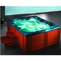 luxury hot sales  new design Gaoer da system hot tub sap (SR866)