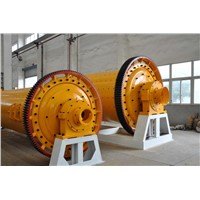 Alumina Ceramic Lined Ball Mill / Mineral Powder Ball Mill / Lattice-Type Ball Mill