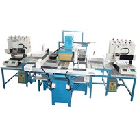 Weldo full automatic pvc label production line