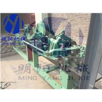barbed wire mesh machine