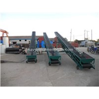 Belts Conveyor System / Material Handling System / Rubber Belt Conveyor