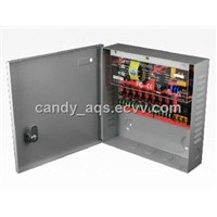 cctv power supply,12V DC 5Amp 8channel CCTV Power Supply (SIWD1205-08C )