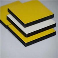 compact laminate / HPL sheet furniturer