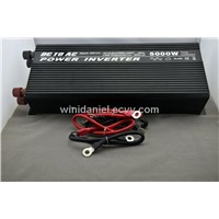 continuous power 5000W peak power 10000W modified sine wave 5kw power inverter