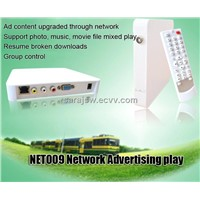 digital signage ad player network 3g media player