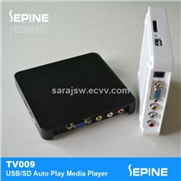 digital signage auto play advertising media player