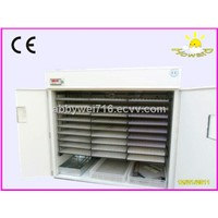 Full Automatic CE Marked Hot Used Egg Incubator for 2000 Eggs