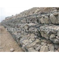 gabion river wall