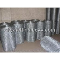 Gabion Wall Construction / Hexagonal Wire Netting / Chicken Mesh / Gabion Box