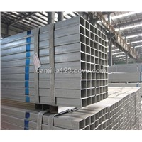 galvanized rectangular and square tube/pipe