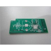 Green Soldermask Bluetooth PCB Circuit Board