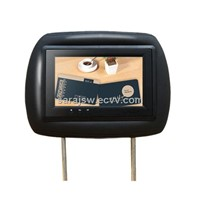 hot sale network ad player 3g lcd 7'' taxi tv advertising