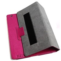 hot selling ipad 4 case with sleep/wake up function, for ipad 2/3/4 case