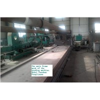 hydraulic pipe bending machine for 2500mm thick 40mm steel pipe