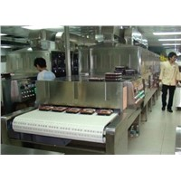 Packaged food microwave sterilizer machine-Microwave sterilization equipment