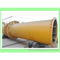 Industrial Rotary Dryer / Cassava Chips Rotary Dryer / Cylinder Rotary Dryer