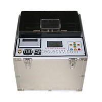 insulating oil dielectric strength testing equipment, oil tester, oil analysis