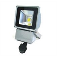 led 100w sensor floodlight