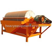 Magnetic Separation Process / Magnetic Drum Separator / Magnetic Sand Separator