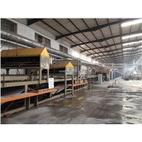 mineral fiber ceiling board equipments