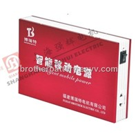 mobile phone travel charger power bank