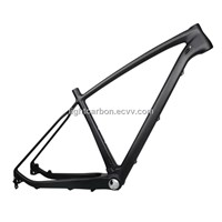 "new MTB carbon frame, 27.5"" hard tail full carbon MTB Frameset"