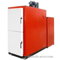 New Automatic Wood Pellet Boiler