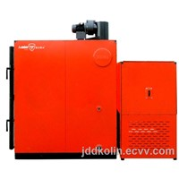 New Automatic Wood Pellet Hot Water Boiler