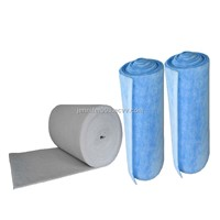 non woven polyester filter media/air filter media roll