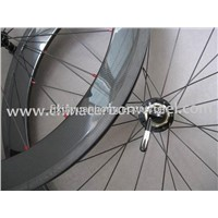 novatec carbon wheels clincher road bike