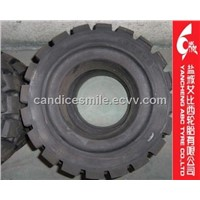 pneumatic solid tyre