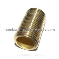 precision brass machined parts