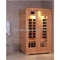 sauna room and infared room steam sauna room
