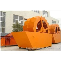 Sea Sand Washing Machine / High Efficient Sand Washer / Washing Sand Machine