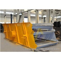 Silica Sand Vibration Screen Machines / Cement Linear Vibration Screen / Vibrating Screen Series
